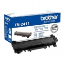 Brother originální toner TN2411, black, 1200str., Brother DCP-L2532DW, DCP-L2552DN, HL-L2312D, HL-L2352DW