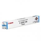Canon CEXV34 cyan - azurová barva do tiskárny