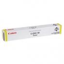 Canon CEXV34 yellow - žlutá barva do tiskárny