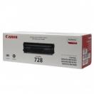Canon CRG728 black - černá barva do tiskárny