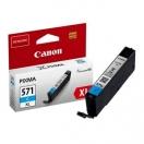 Canon originální ink 0332C001, cyan, 11ml, CLI571C XL, high capacity, Canon PIXMA MG5750, MG5751, MG5752, MG5753, MG7750, MG77