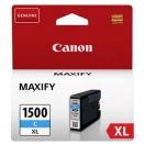 Canon originální ink PGI 1500XL, cyan, 12ml, 9193B001, high capacity, Canon MAXIFY MB2050, MB2350