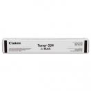 Canon originální toner 034, black, 12000str., 9454B001, Canon iR-C1225, C1225iF