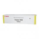 Canon originální toner 034, yellow, 7300str., 9451B001, Canon iR-C1225, C1225iF