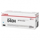 Canon originální toner 040H, cyan, 10000str., 0459C001, 0459C002, high capacity, Canon imageCLASS LBP712Cdn,i-SENSYS LBP710Cx, LBP