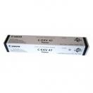 Canon originální toner CEXV47, black, 19000str., 8516B002, Canon IRA C250,255,350,351,355,IR-C250,255,350,351,355