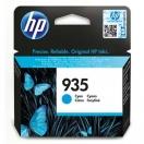HP originální ink C2P20AE, HP 935, cyan, 400str., HP Officejet 6812,6815,Officejet Pro 6230,6830,6835