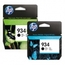 HP originální ink C2P23AE, HP 934XL, black, 1000str., 25,5ml, HP Officejet 6812,6815,Officejet Pro 6230,6830,6835
