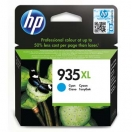HP originální ink C2P24AE, HP 935XL, cyan, 825str., 9,5ml, HP Officejet 6812,6815,Officejet Pro 6230,6830,6835