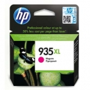 HP originální ink C2P25AE, HP 935XL, magenta, 825str., 9,5ml, HP Officejet 6812,6815,Officejet Pro 6230,6830,6835