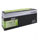 Lexmark 50F2X00 black - černá barva do tiskárny