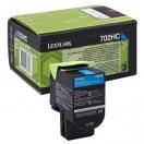 Lexmark 70C2HC0 - cyan, azurová barva do tiskárny