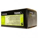 Lexmark 70C2HK0 - black, černá barva do tiskárny