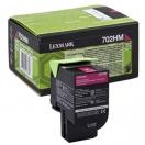 Lexmark 70C2HM0 - magenta, purpurová barva do tiskárny