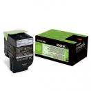 Lexmark 80C2HK0 - black, černá barva do tiskárny