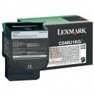 Lexmark C546U1KG black - černá barva do tiskárny