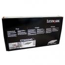 Lexmark originální válec C734X24G, CMYK, 80000 (4x20000)str., 4ks, Lexmark C734, C736, X734, X736, X739