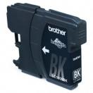Náplň Brother LC-1100BK - black, černá tisková kazeta