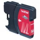 Náplň Brother LC-1100M - magenta, purpurová tisková kazeta