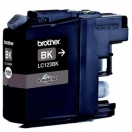 Náplň Brother LC-123BK - black, černá tisková kazeta