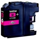 Náplň Brother LC-123M - magenta, purpurová tisková kazeta