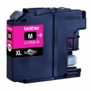 Náplň Brother LC-125XLM - magenta, purpurová tisková kazeta