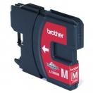 Náplň Brother LC-980M - magenta, purpurová tisková kazeta
