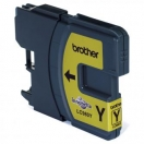 Náplň Brother LC-980Y - yellow, žlutá tisková kazeta