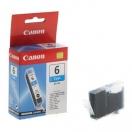 Náplň Canon BCI6C - cyan, azurová inkoustová kazeta