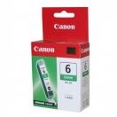 Náplň Canon BCI6G - green, zelená inkoustová náplň do tiskárny