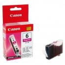 Náplň Canon BCI6M - magenta, purpurová tisková kazeta