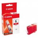Náplň Canon BCI6R - red, červená inkoustová náplň do tiskárny