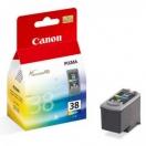 Náplň Canon CL38 - color, barevná inkoustová kazeta