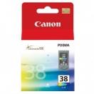Náplň Canon CL38 - color, barevná tisková kazeta