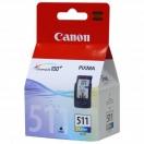 Náplň Canon CL511 - color, barevná tisková kazeta