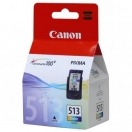 Náplň Canon CL513 - color, barevná tisková kazeta