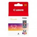 Náplň Canon CL52 - photo inkoustová náplň do tiskárny