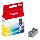 Náplň Canon CLI36 - color, barevná tisková kazeta