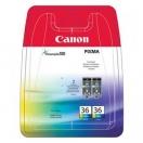 Náplň Canon CLI36 Twin - color, barevná tisková kazeta