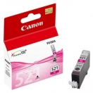 Náplň Canon CLI521M - magenta, purpurová tisková kazeta
