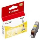 Náplň Canon CLI521Y  - yellow, žlutá tisková kazeta