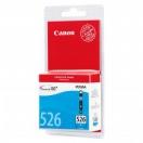 Náplň Canon CLI526C - cyan, azurová tisková kazeta