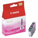 Náplň Canon CLI8M - magenta, purpurová tisková kazeta