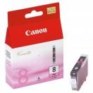 Náplň Canon CLI8PM - photo magenta, purpurová tisková kazeta