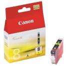 Náplň Canon CLI8Y - yellow, žlutá tisková kazeta