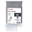 Náplň Canon PFI101 PB - black, černá tisková kazeta