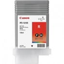 Náplň Canon PFI101 Red - red, červená inkoustová náplň do tiskárny
