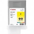 Náplň Canon PFI101 Y - yellow, žlutá tisková kazeta