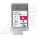 Náplň Canon PFI102M - magenta, purpurová tisková kazeta