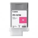 Náplň Canon PFI107M, magenta, purpurová inkoustová náplň
